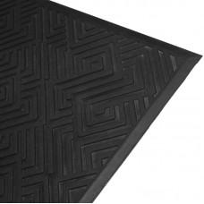 Рим резиновый ковер 90*150 см.