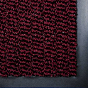 Влаговпитывающий ковер Спектрум красный