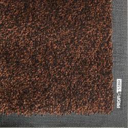 Грязезащитный ковер Профи Стар коричневый