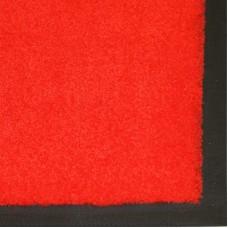 Грязезащитный ковер Профи Стар красный
