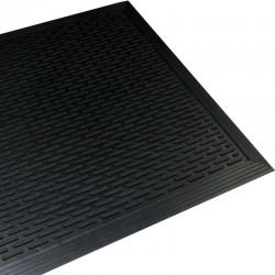 Риффл резиновый ковер 90*150 см.