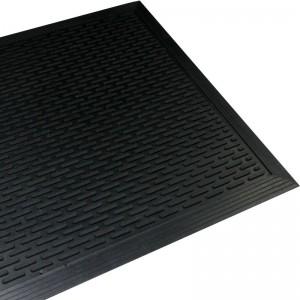 Риффл - резиновый ковер 90*150 см.
