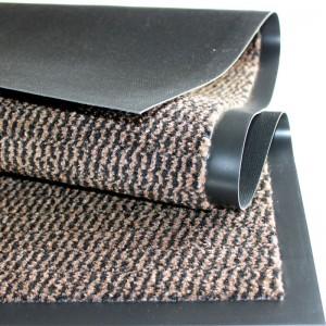 Грязезащитный ковер Спектрум коричневый